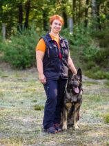 Ilona mit Franz vom Kämpferberg